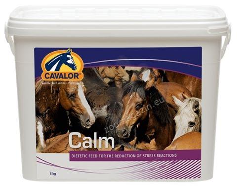 Cavalor Calm - билкова диетична добавка за понижаване на стреса и безпокойното поведение 2 кг.