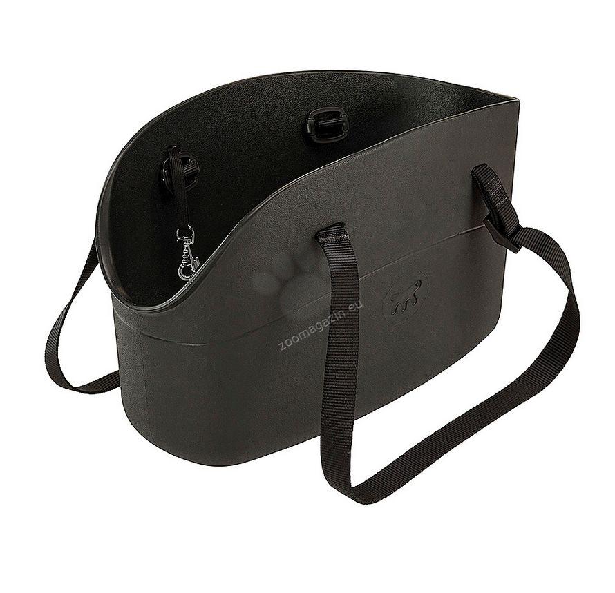Ferplast - With Me Small - винилова водоустойчива транспортна чанта 35 / 14 / 22 см. / черна, бежова,  синя, розова, тюркоаз /