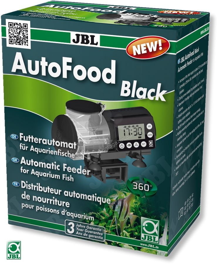 JBL AutoFood - автоматична хранилка / черна, бяла /