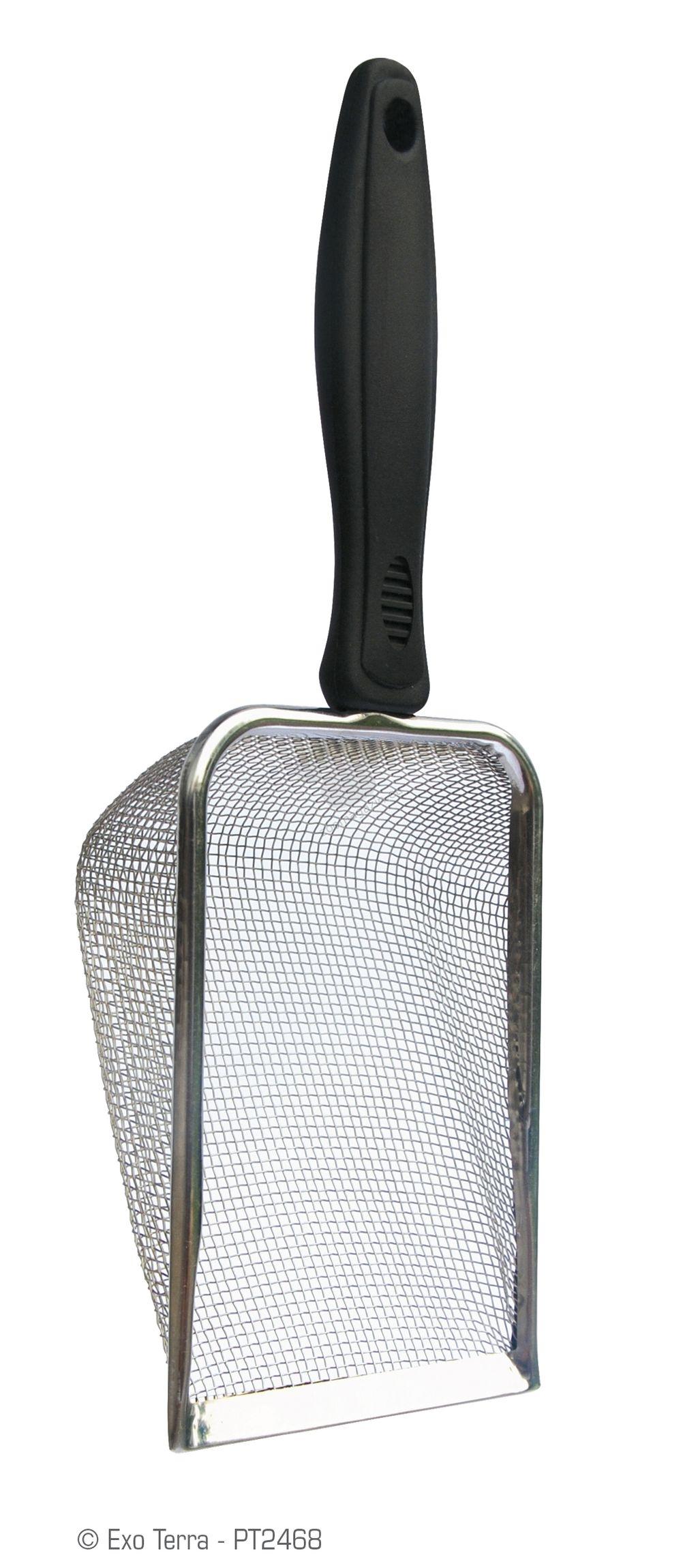 Exo Terra Metal Poop Scoop - μεταλλικό φτυαράκι για καθαρισμό terarrium pt2468