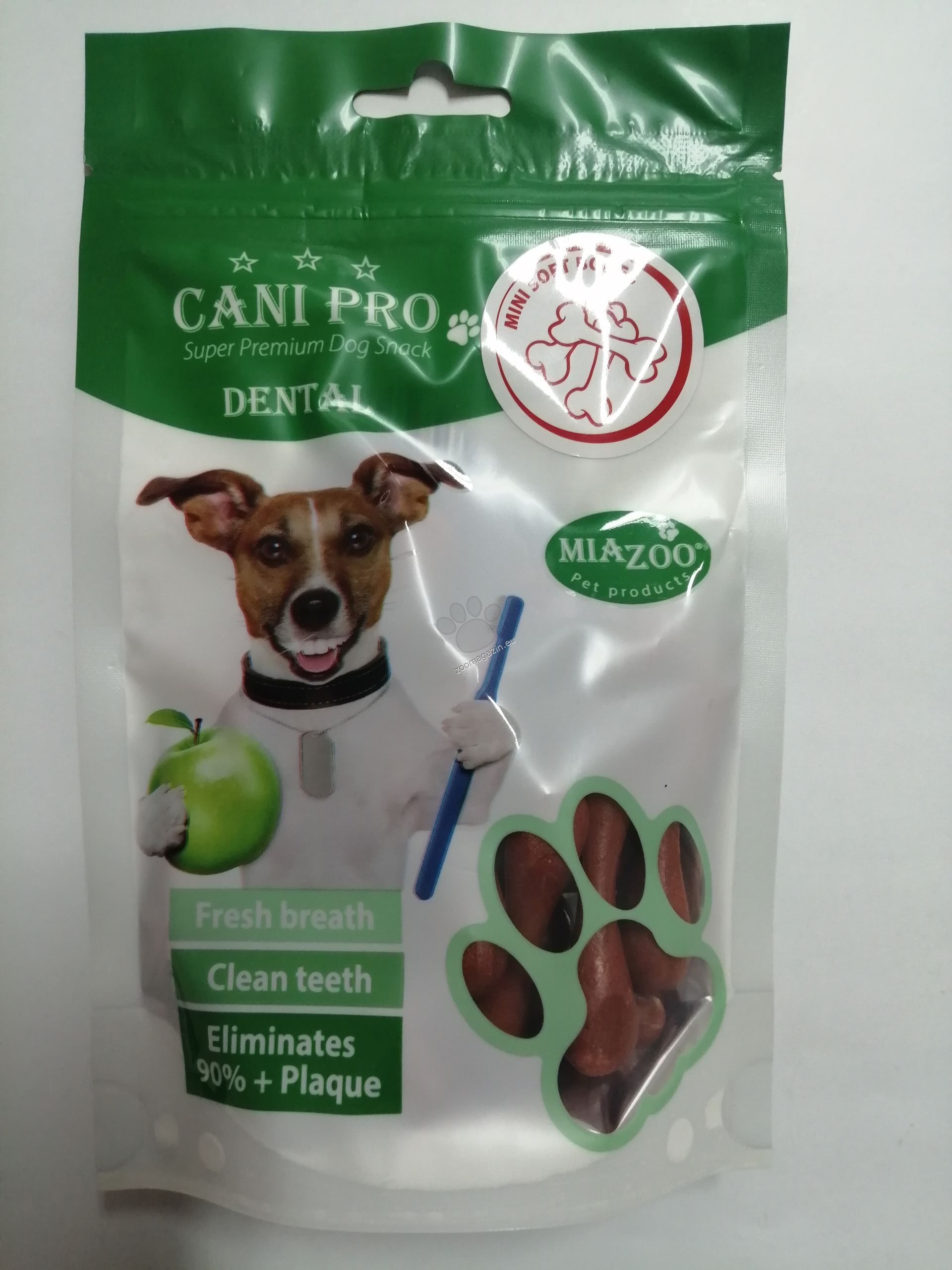 Miazoo Cani Pro Dental Beef - дентални м...