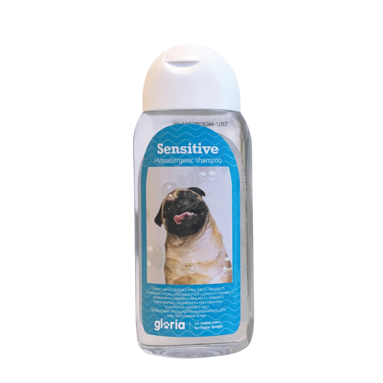 Gloria Sensitive Hypoallergenic Shampoo - шампоан за чувствителна кожа и козина, 200 мл