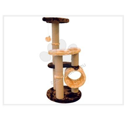M-Pets Ventoux - Brown Jute - котешка катерушка 86 / 40 / 40 см.