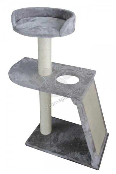 Nobby Enna - котешка катерушка 56 / 37 / 94 см. / сива, бежова /