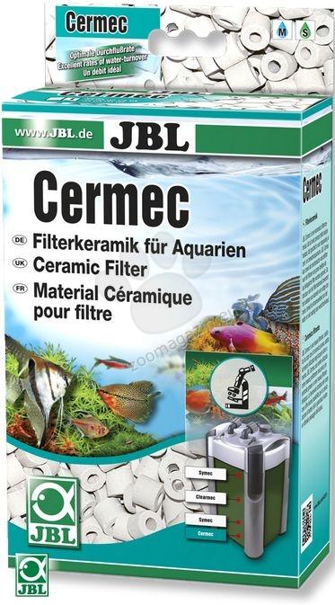 JBL Cermec 1L - керамични рингове за филтър 750 гр.